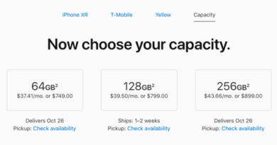 Some iPhone XR Models Are Already Sold Out