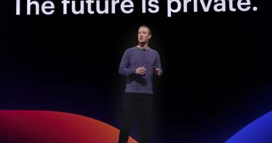 Facebook cancels F8 developer conference amid coronavirus fears