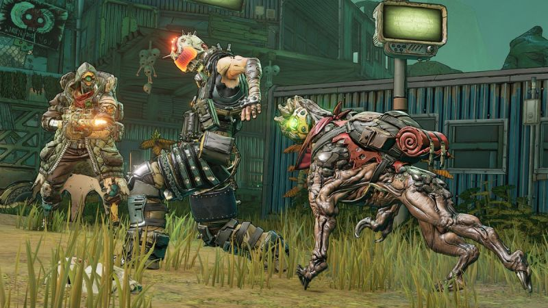 Borderlands 3 pre-release screenshot