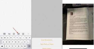 How To Scan Documents With Your Phone