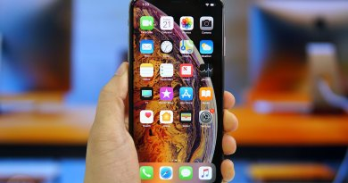 Apple Has Plans To Eventually Get Rid Of The Notch On The iPhone