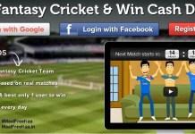 PlayFantasy Free IPL tickets