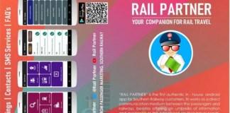 Rail Partner app