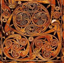Book of Durrow Carpet Page