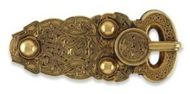 Sutton Hoo Belt Buckle