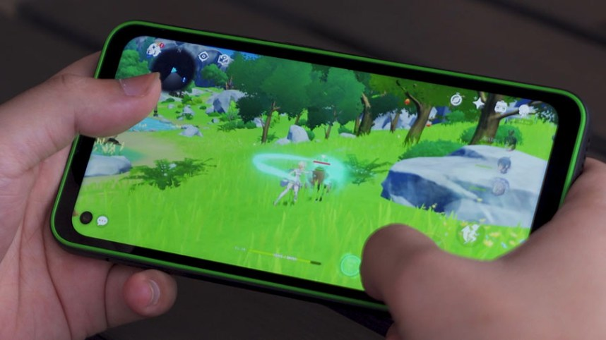 BL5000 Dual 5G rugged gaming phone