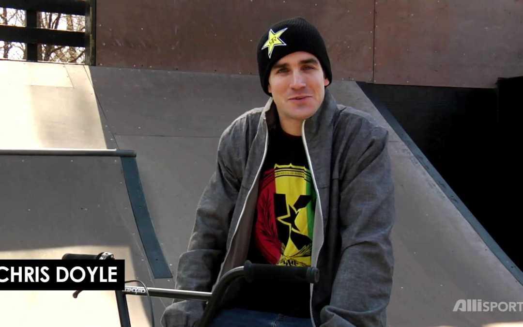 Chris Doyle最新Bike Check视频