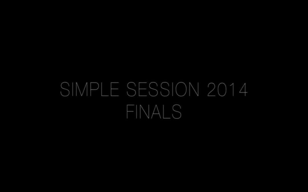 Classic Review:Simple Session 2014 Finals Full Video