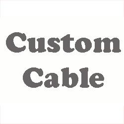 Custom Servo Motor Power Cable Custom Servo Motor Power