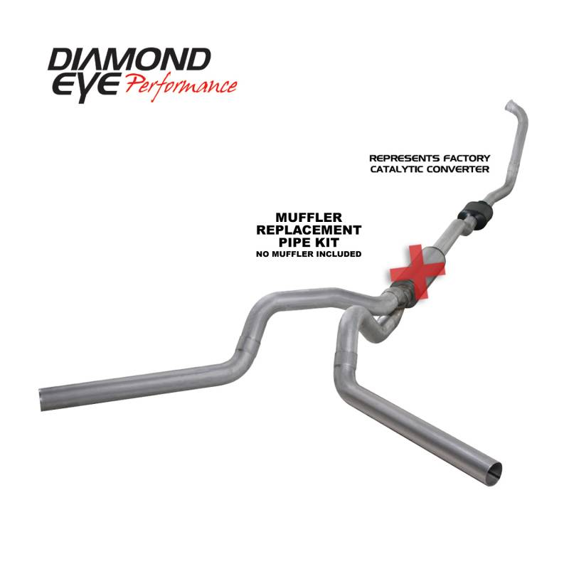 DIAMOND EYE 03-07 6.0L 4