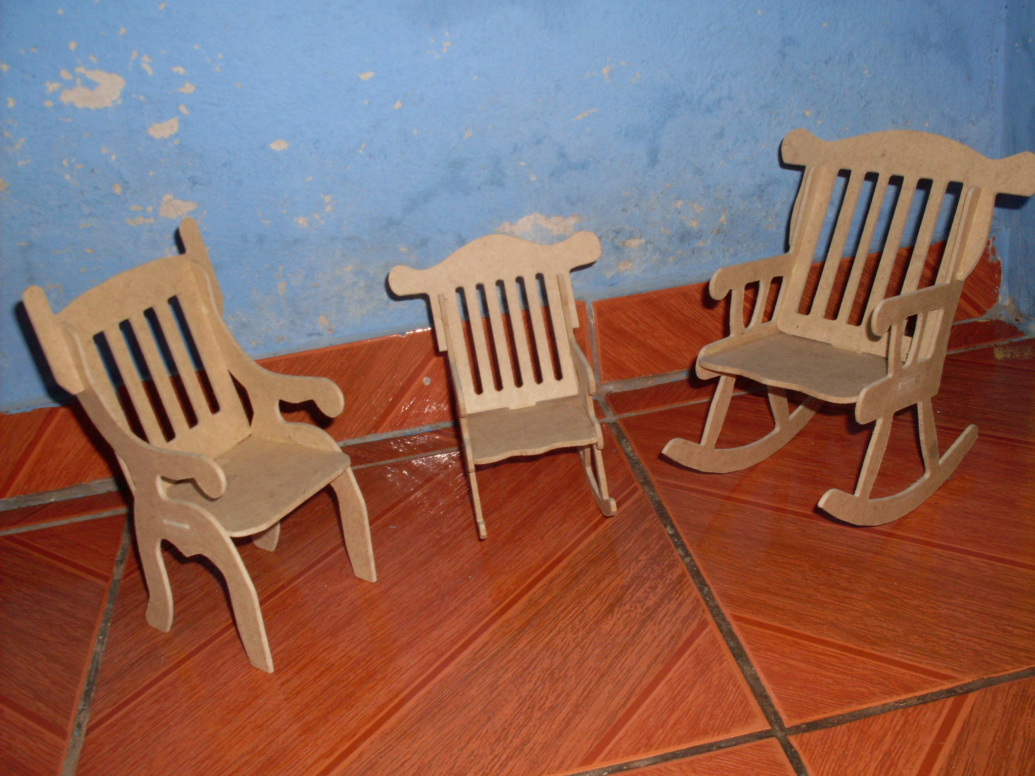 Chairs dxf File