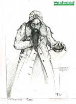 Rasputin Yuri by: TJ Frame