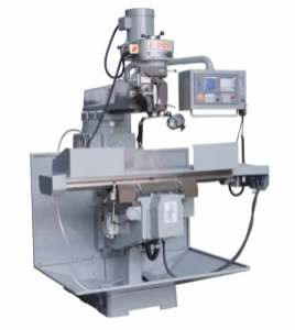 Tracer Controlled Milling Machine