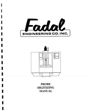 fadal 3016 wiring diagram