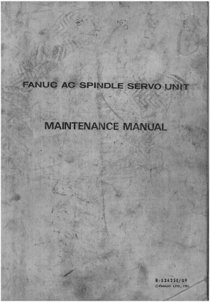 FANUC B-53425E PDF