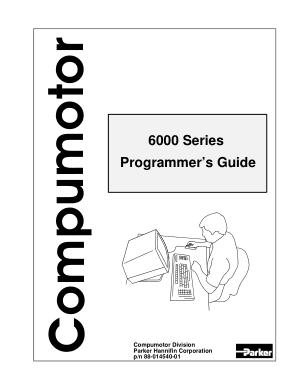 Parker Compumotor ZETA6104 Indexer Drive Installation