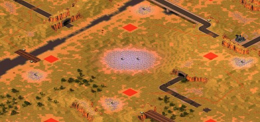 Red Alert 2 WTF map