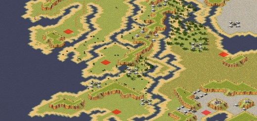 red alert 2 map Lord of the Rings