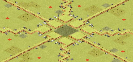red alert 2 map Rhino's Roulette
