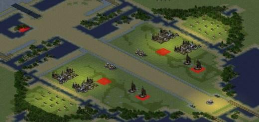 red alert 2 map Save the Memorial