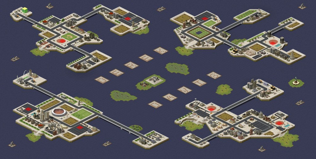red alert 2 map sea day deluxe