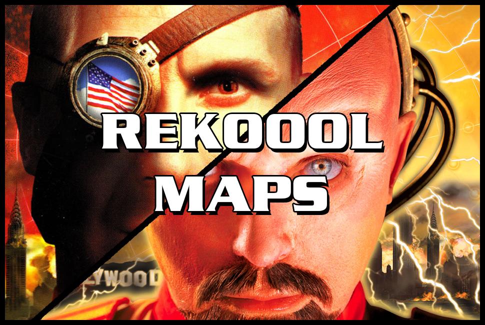 red alert 2 rekoool maps