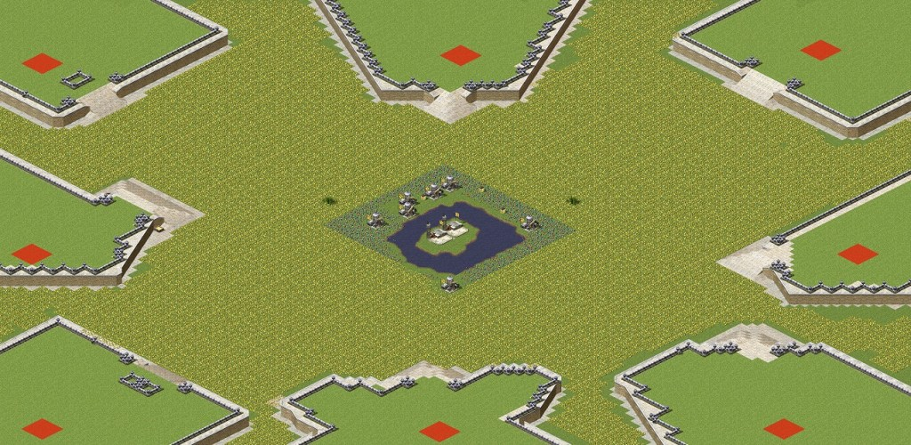 red alert 2 map streets of gold 2