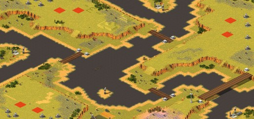 Tour of the Easter islands - c&c maps