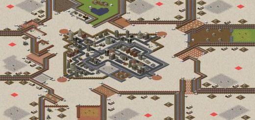 walls of jericho - c&c maps