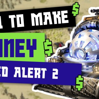 Hot to make money in Red Alert 2
