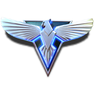 command and conquer red alert 2 allied logo
