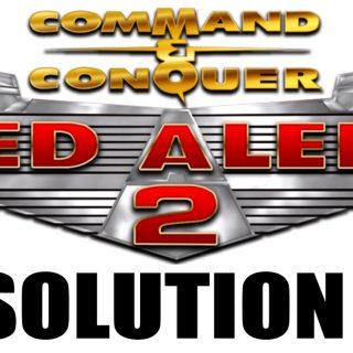 red alert 2 resolution fix