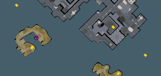 Red Alert 3 map Black Tortoise