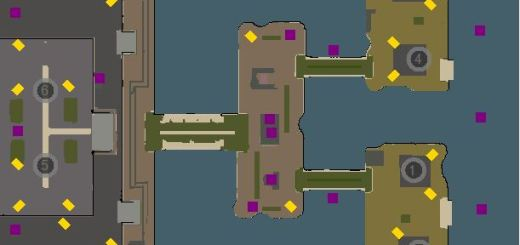 Red Alert 3 map grand union