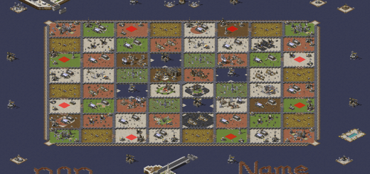 red alert 2 map Who will take over the island