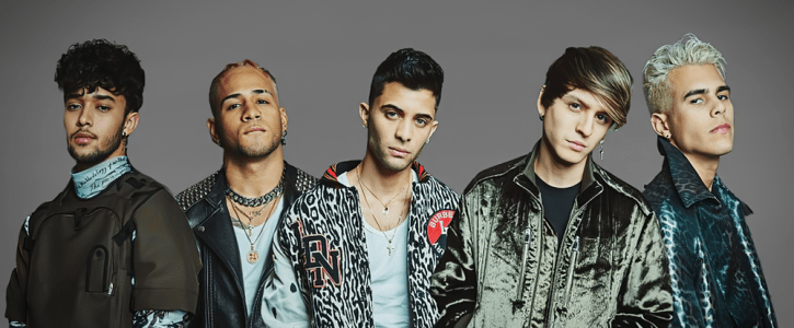 CNCO anuncia álbum de covers