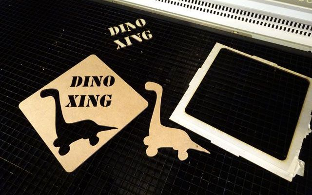 stencil Custom Laser Cut Stencil Production