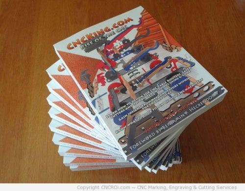 cncking CNC Design Anthology (Digital PDF Files)