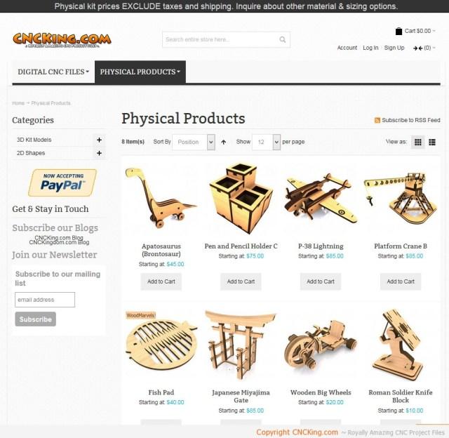 1kits-640x624 First 8 Physical CNC Laser Cut Kits Online