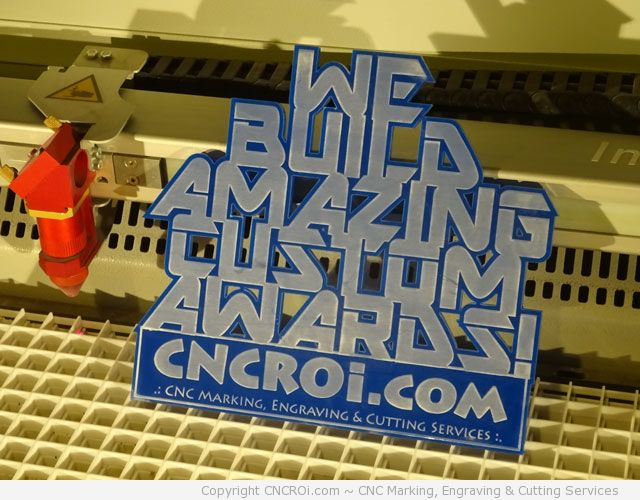 cnc-laser-acrylic-change-x3 Custom Corporate and Employee Gifts