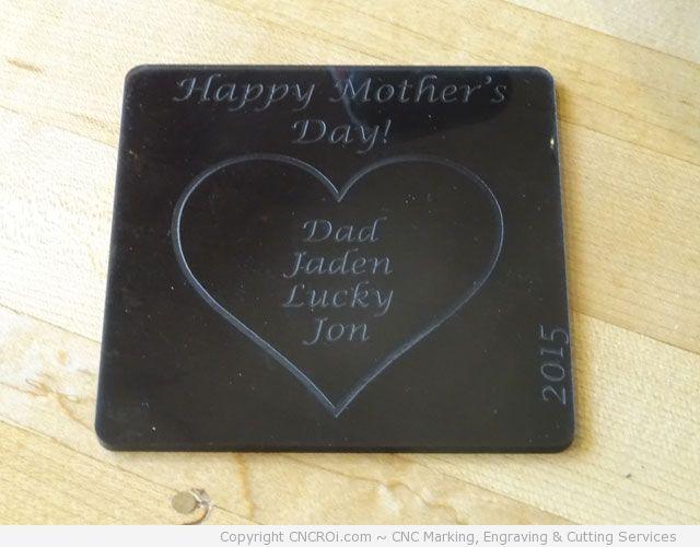 acrylic-coaster-2 Happy Mother's Day Acrylic Coaster