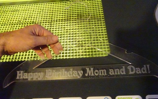 cnc-laser-acrylic-cutting-x Happy Birthday Custom Acrylic Hangers
