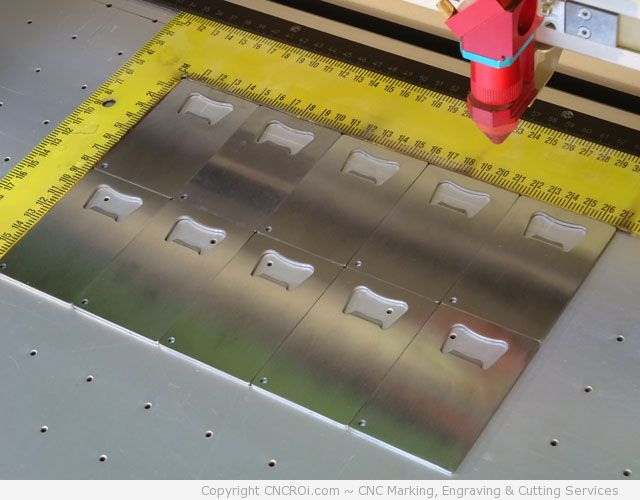 304-stainless-custom-tag-2 CNC Fiber Laser Annealing  304 Stainless Steel