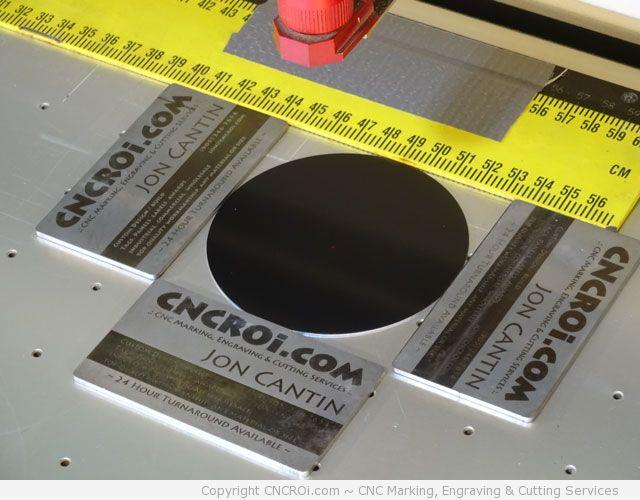 cnc-laser-fiber-metal-1 Custom Anodized Aluminium and Stainless Steel Coasters