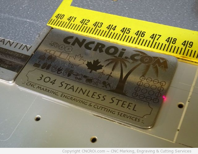 stainless-business-card-3 Annealing Stainless Steel Business Cards and Tags