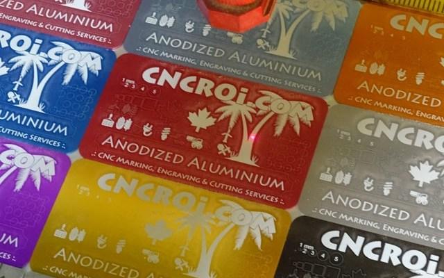 Custom metal business cards anodized aluminium anodized aluminium card 9 custom metal business cards anodized aluminium colourmoves