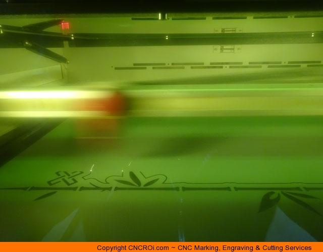 custom-cnc-mirror-1 CNC Laser Engraving & Cutting A Custom Paint Filled Mirror