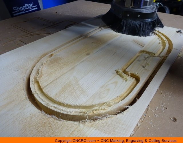 custom-cutting-board-1 CNC Routing A Custom Pine Cutting Board