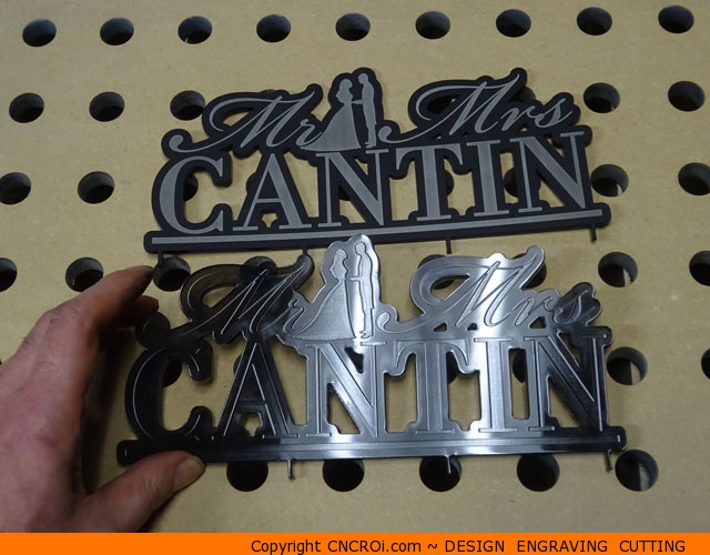 cnc-mirror-cake-topper-x7 7 Reasons why you NEED a Custom Cake Topper