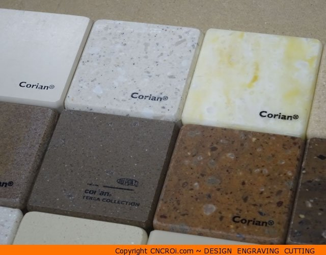 house-number-custom-xx Custom Corian Color Options